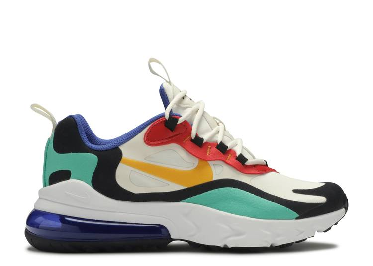 Air Max 270 React GS 'Bauhaus'