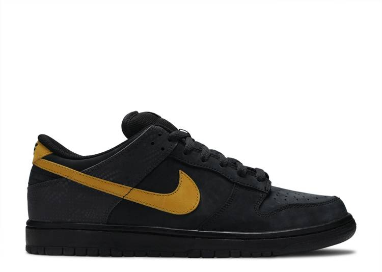 Dunk Low 6.0 'Black Gold Dart'