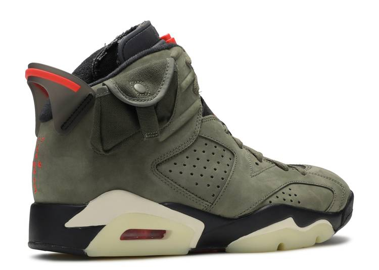 air jordan 6 travis scott release