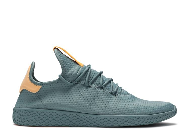 Pharrell x Tennis Hu 'Raw Green'