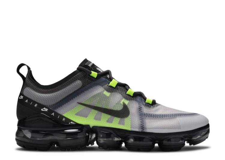 Mezquita alabanza Montaña  Air VaporMax 2019 'Atmosphere Grey' - Nike - BV1712 001 - atmosphere  grey/black-thunder grey-volt | Flight Club