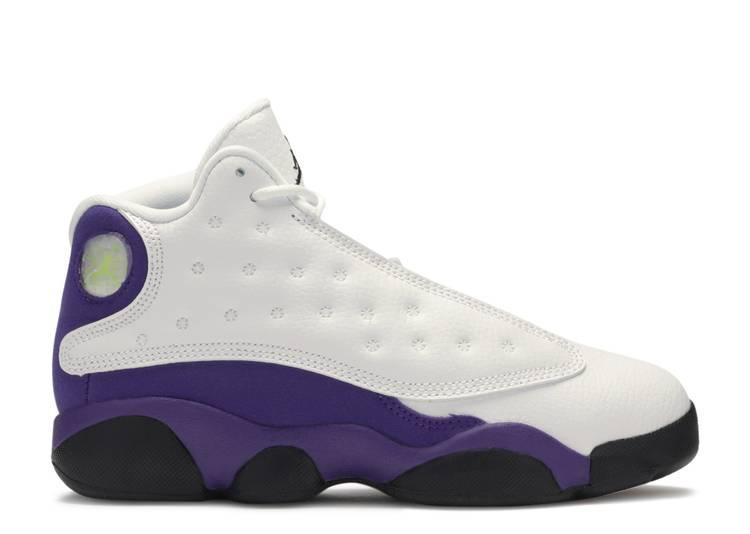 Air Jordan 13 Retro PS 'Lakers'