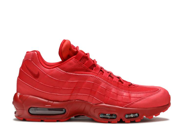 Air Max 95 'Triple Red'