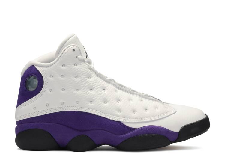 "Air Jordan 13 Retro ""Lakers"""