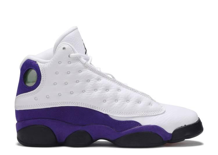 "Air Jordan 13 Retro GS ""Lakers"""