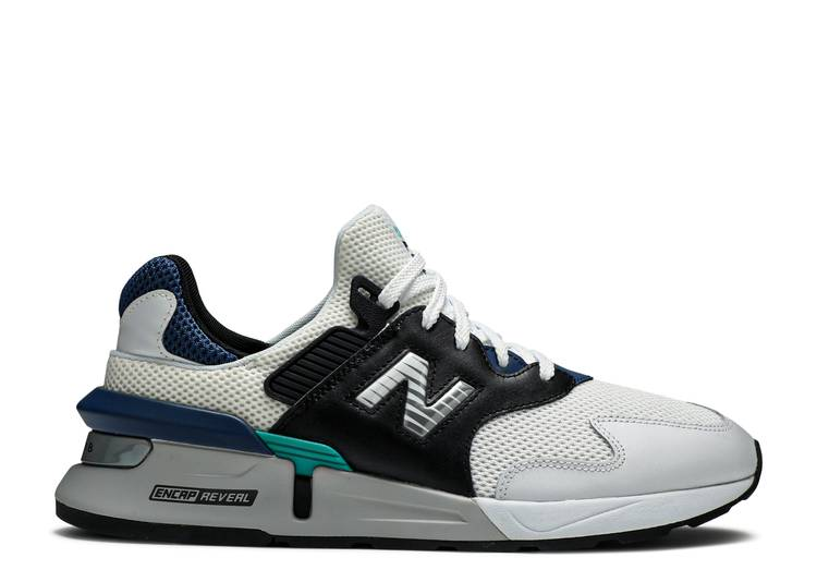997S 'White Charcoal Blue'