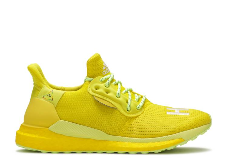 Pharrell x Solar Hu Glide 'Bright Yellow'