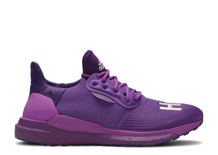 Pharrell x Solar Hu Glide 'Active Purple'