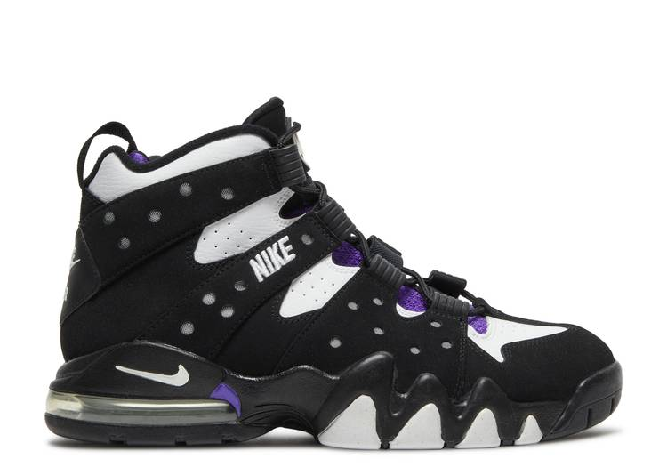 "air max2 cb '94 ""Black White Purple"""
