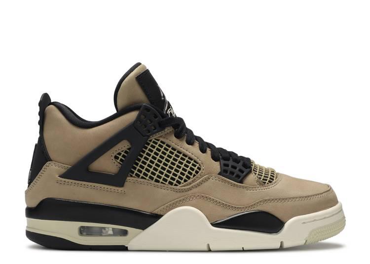 Wmns Air Jordan 4 Retro 'Mushroom'