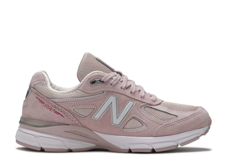 Wmns 990v4 Made in USA 'Pink Ribbon'