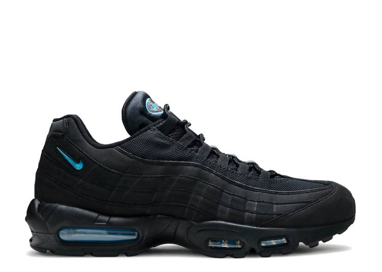 Air Max 95 Imperial Blue Nike Cj7553 001 Black Imperial