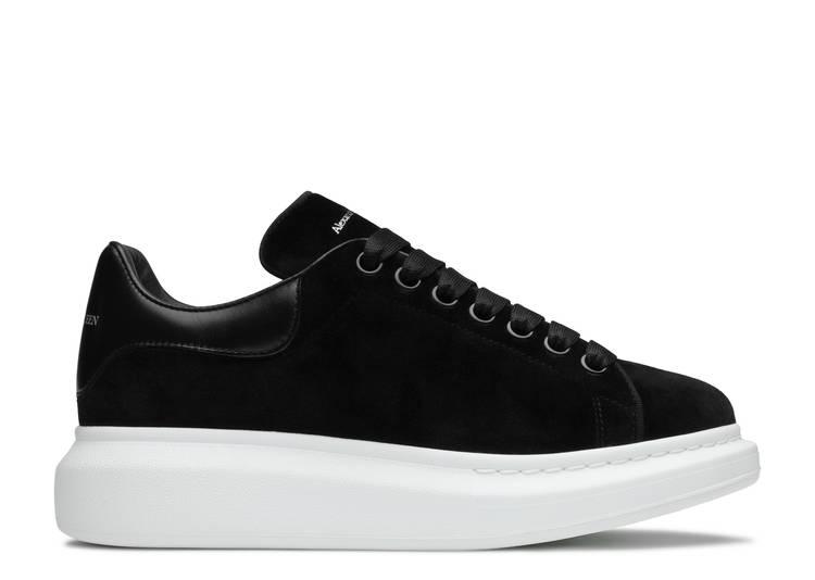 Alexander McQueen Wmns Oversized Sneaker 'Black'
