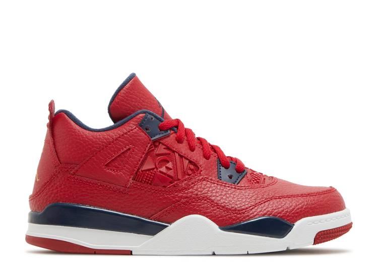 Air Jordan 4 Retro PS 'FIBA'