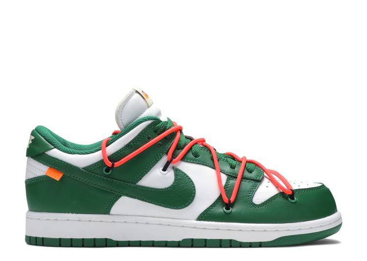 "nike dunk low lthr/ow ""off white dunk low"""