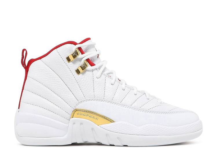 Air Jordan 12 Retro GS 'FIBA'