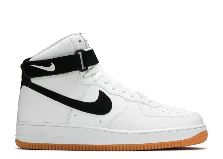 Air Force 1 High '07 'White Gum'
