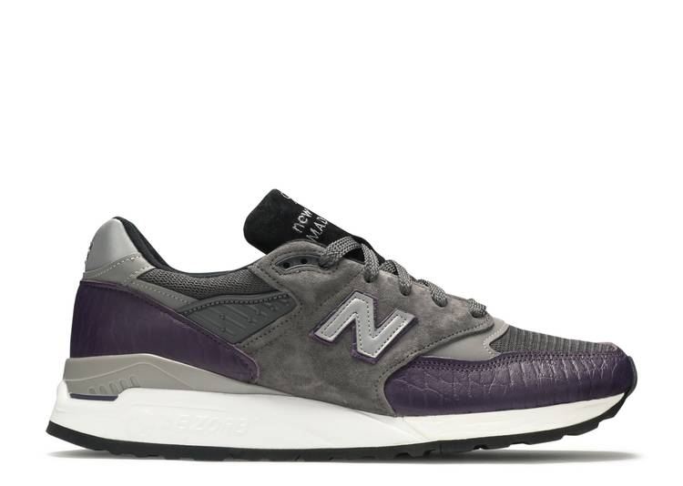 998 Made in the USA 'Purple Croc'
