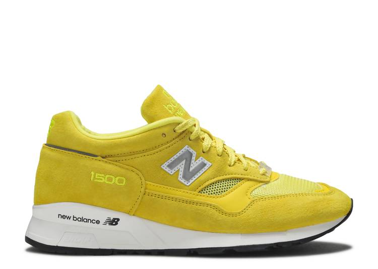 Pop Trading Company x 1500 Made in England 'Electric Yellow'