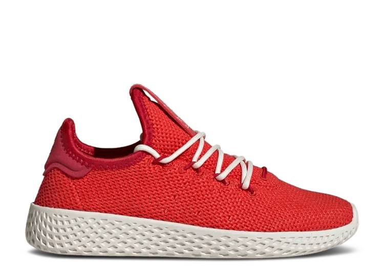 Pharrell x Tennis Hu Kids 'Red'