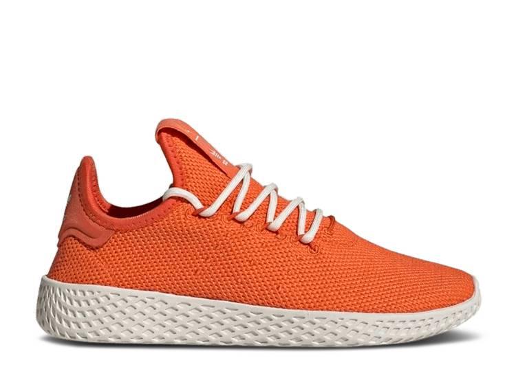 Pharrell x Tennis Hu Kids 'Orange'
