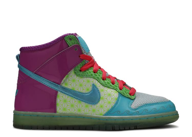 Wmns Dunk High Skinny 'Doernbecher'
