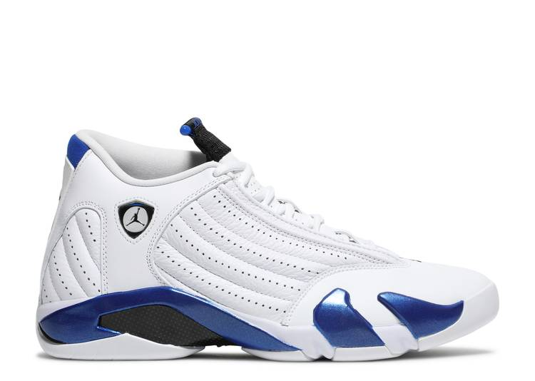 Air Jordan 14 Retro 'Hyper Royal'