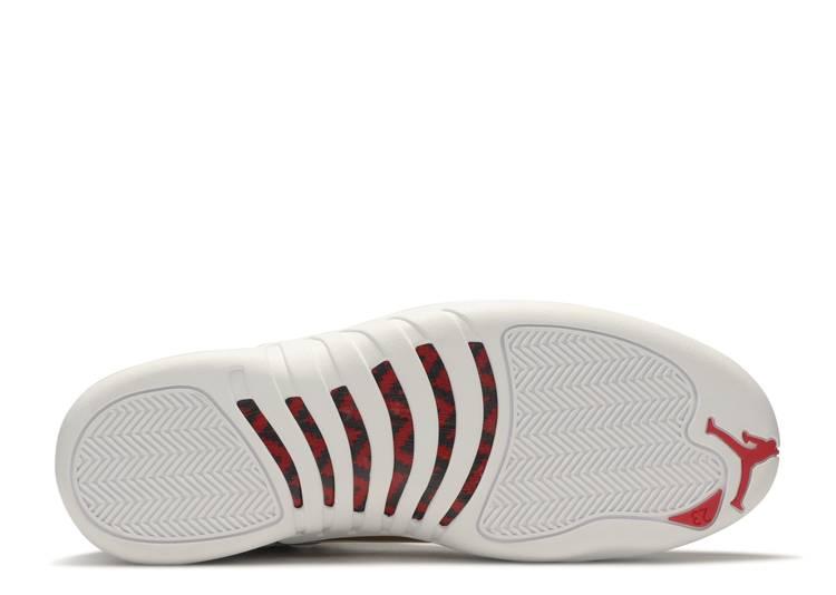 Air Jordan 12 Retro Fiba Air Jordan 130690 107 White