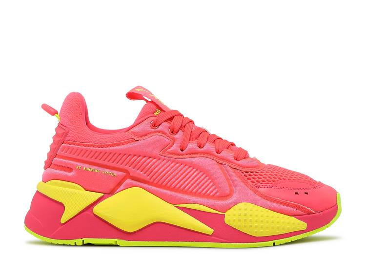 Wmns RS-X Soft Case 'Red Yellow'