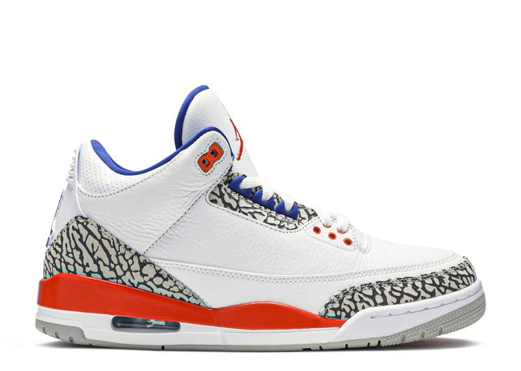 Air Jordan 3 Retro 'Knicks'