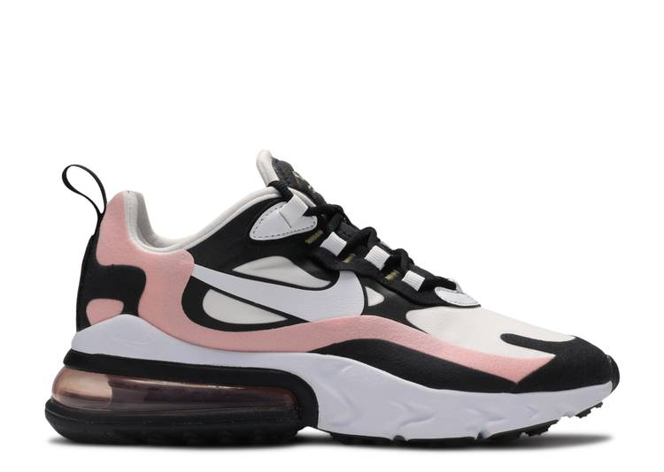 Wmns Air Max 270 React 'Coral Black'