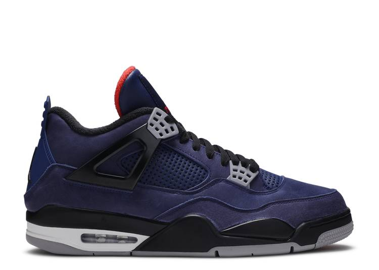 "Air Jordan 4 Winter ""Loyal Blue"""