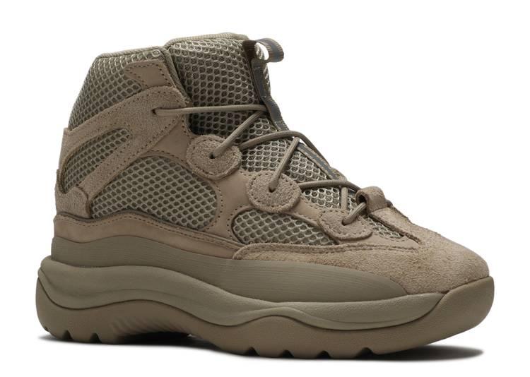 Yeezy Desert Boot Kids 'Rock' - Yeezy