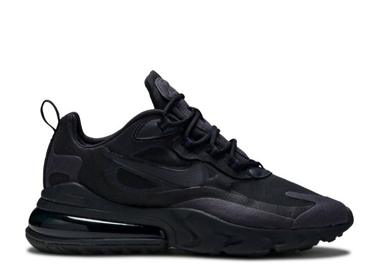 Air Max 270 React 'Triple Black'