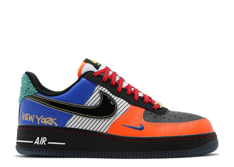 """air force 1 low """"what the nyc"""""""