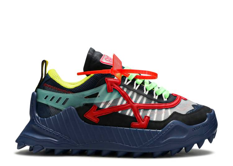 Off-White ODSY-1000 'Blue Red'