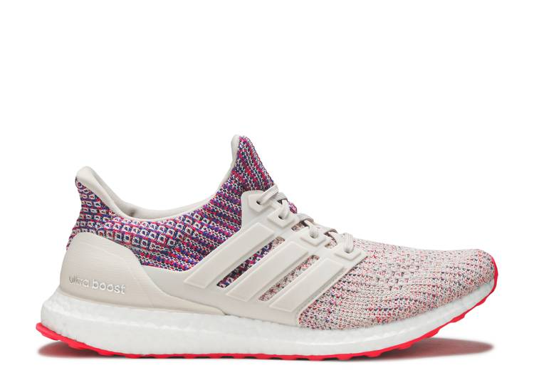 Wmns UltraBoost 4.0 'Red Multicolor'