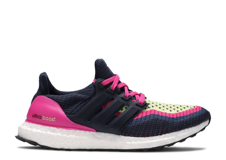 Wmns UltraBoost 2.0 'Navy Multi-Color'