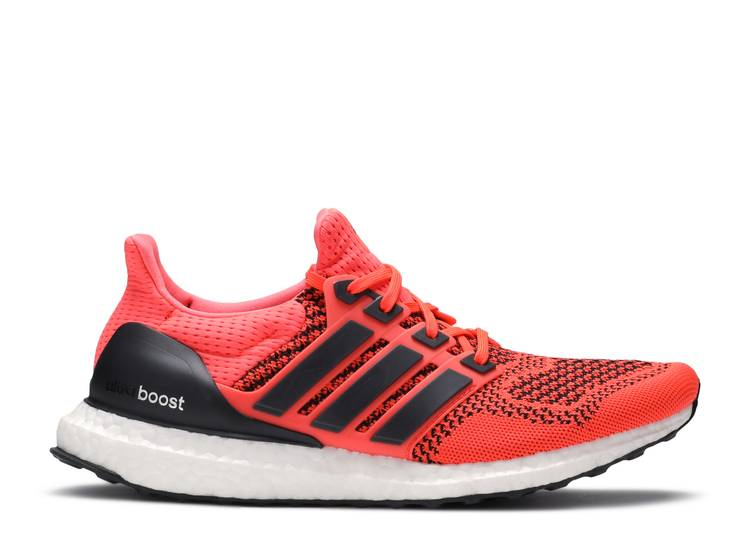 UltraBoost 1.0 Retro 'Solar Red' 2019