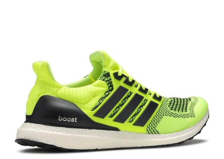 UltraBoost 1.0 Retro 'Solar Yellow' 2019