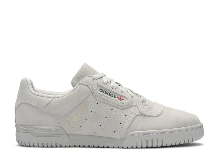 "yeezy powerphase ""Quiet Grey"""