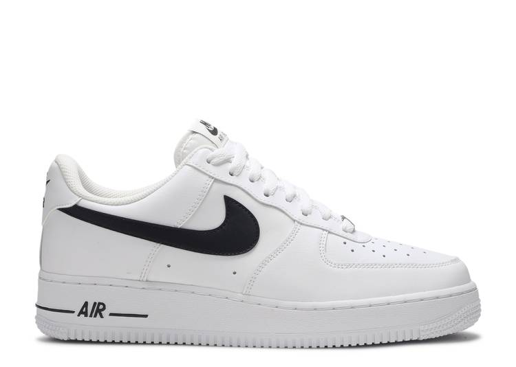 Air Force 1 '07 AN20 'White Black'