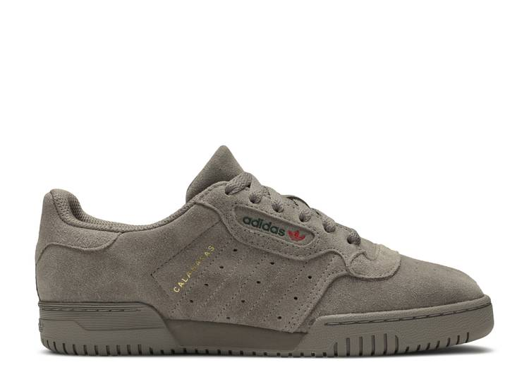Yeezy PowerPhase 'Simple Brown'