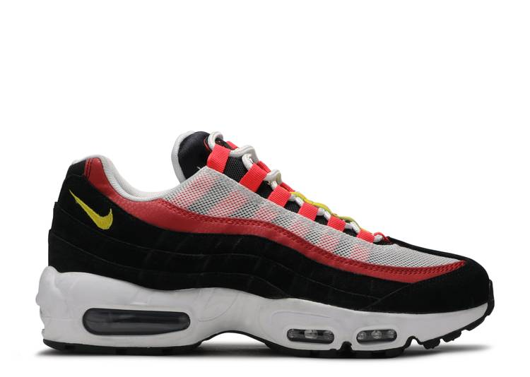 Air Max 95 'Bright Crimson'