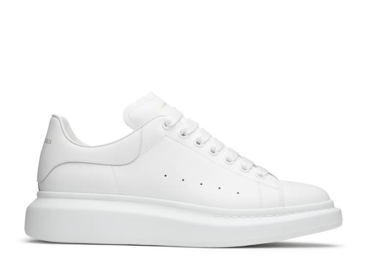 Alexander McQueen Oversized Sneaker 'White' 2019