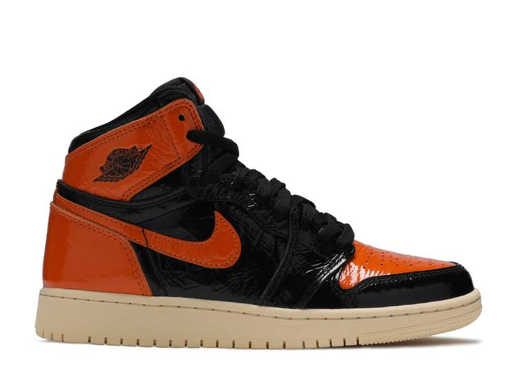 "air jordan 1 retro high og gs ""shattered backboard 3.0"""
