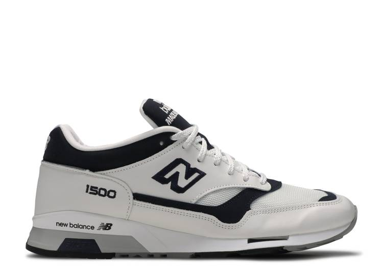 1500 Made in England 'White Navy'