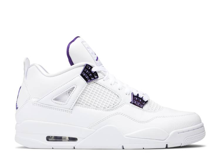 "Air Jordan 4 Retro ""Court Purple"""