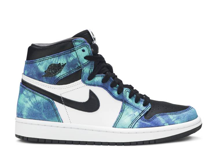 Wmns Air Jordan 1 Retro High OG 'Tie-Dye'