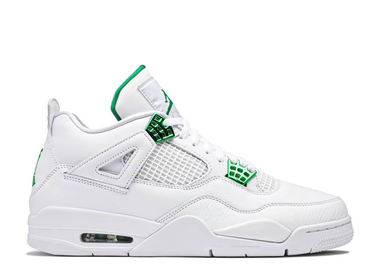 "Air Jordan 4 Retro ""Pine Green"""